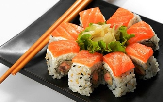 All You Can Eat de Sushi ao Jantar por 14€ em Oeiras!