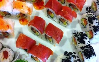 All You Can Eat de Sushi ao Almoço por 12€ em Oeiras!
