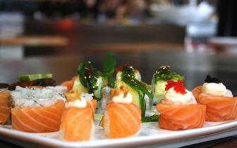 Menu para Grupos: Sushi à Discrição com 20% de Desconto em Fatura em Oeiras!