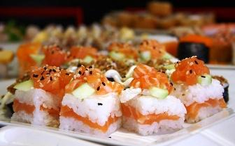 Sushi à Descrição para Grupos com 20% desconto em fatura em Linda-a-Velha!
