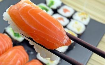 All You Can Eat de Sushi ao Almoço por 12€ em Linda-a-Velha!