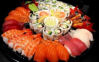 All You Can Eat de Sushi ao Jantar por 14€ em Linda-a-Velha!