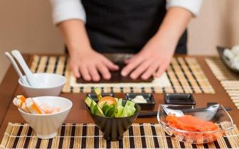 Workshop Sushi & Sashimi por apenas 29€!