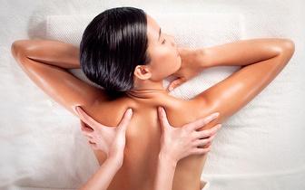 Massagem Terapêutica/Relaxamento localizada de 30 min., por apenas 15€ na Amadora!