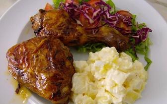 Um almoço de cozinha tradicional portuguesa com 50% de desconto em fatura!