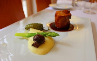 Menu Degustação da Estação ao Jantar por 29,25€ no Restaurante DeBouro em Braga!