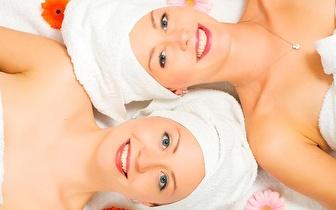 5 Massagens Redutoras + 5 Mantas de Sudação por 60€ na Póvoa de Santo Adrião!