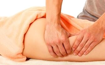 5 Massagens Redutoras + 5 Crioterapias por 79€ na Estefânia!