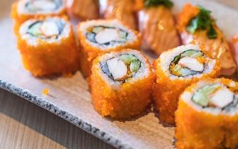 Sushi em Matosinhos com 20% de desconto em fatura!