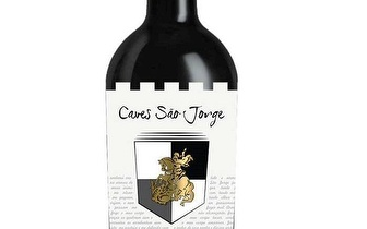 Entrega em todo o País: Vinho Douro Reserva 2010 Tinto Caves São Jorge - Pack 6un - 30€