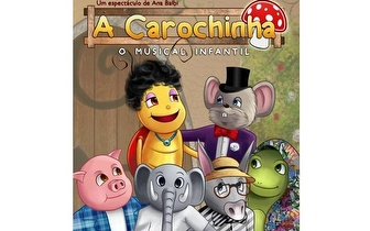 Teatro Infantil: 'A Carochinha' por 4€ no Villaret!