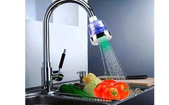 Água Purificada e de Boa Qualidade com o Filtro Adaptador Clean Water por 8,80€!