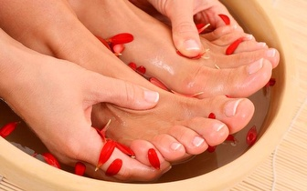 SPA: Manicure e Pedicure por 12€ em Gaia!