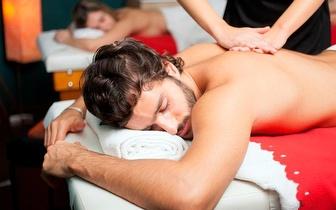 Massagem Terapêutica ou Desportiva de 60min apenas 15€ em Massamá!