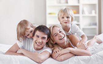 Família sem alergias: Higienização Colchão Casal + 2 Colchões Individuais com sistema POTEMA® por 124€!