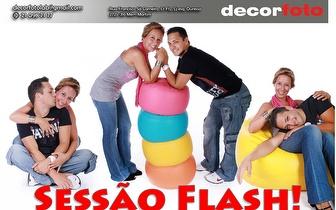 Sessão flash por apenas 9€!