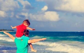 Especial Dia do Pai: Atividades para Pai e 2 Filhos por 19€ em Cascais!