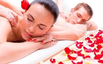 Massagem Romântica para 2 Pessoas por apenas 24€ em Gaia!