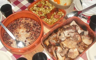 Almoce cozinha tradicional com 25% de desconto em Espinho!